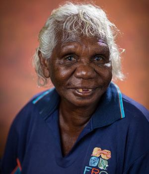 Commissioner Doris Poonkamelya