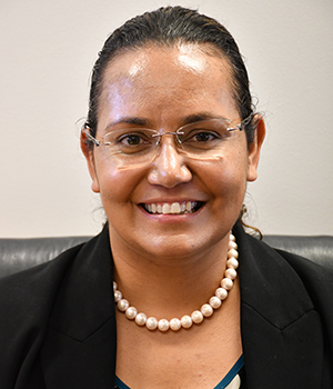 Commissioner Tammy Williams